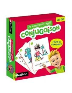 Conjugaison je comprends...