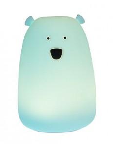 Veilleuse Big ours bleu