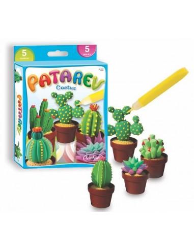 Patarev cactus - Sentosphère