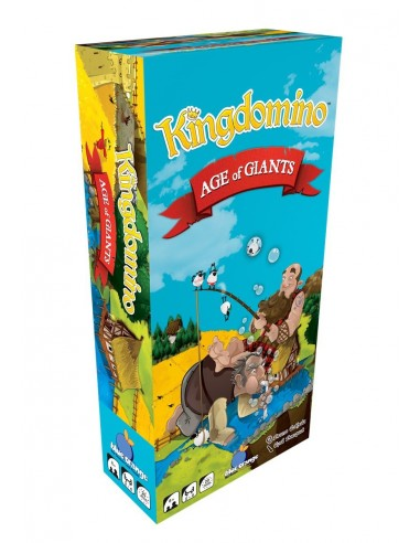 Kingdomino Age of giants - extension