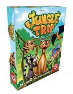 Jungle trip - jeu Piatnik