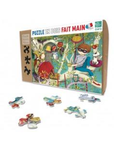 Puzzle 50 pièces la lecture...