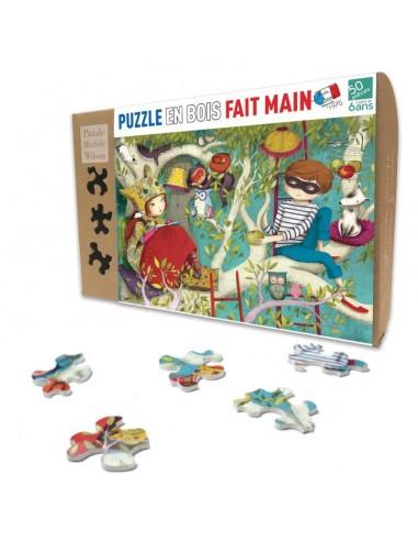 Puzzle 50 pièces la lecture - PMW