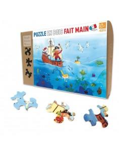 Puzzle 24 pièces les...