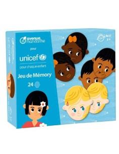 Jeu de mémory UNICEF -...