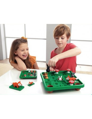 Jeu XL Lièvres & renards - Smartgames