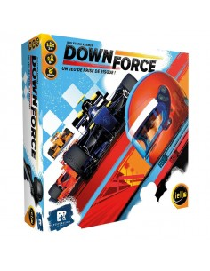 Downforce - jeu Iello