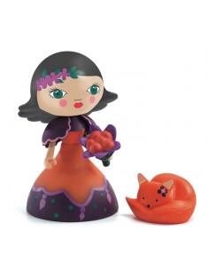 Oya & fox princesse Arty Toys