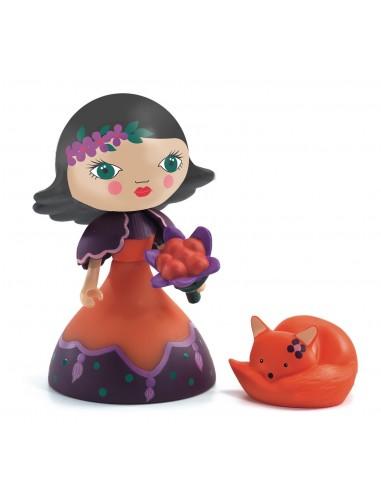 Oya & fox princesse Arty Toys - Djeco