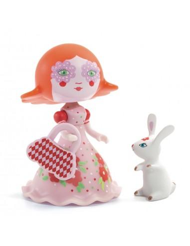 Elodia & white princesse Arty Toys -...