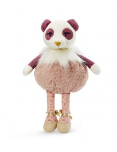 Peluche Yuna le panda - Les...