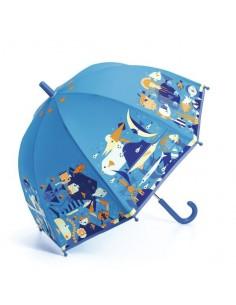 Parapluie monde marin - Djeco