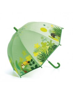 Parapluie jungle tropicale...
