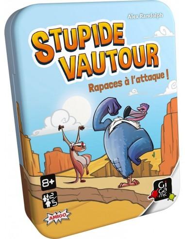 Jeu stupide vautour