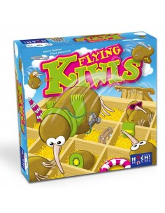 Jeu flying kiwis