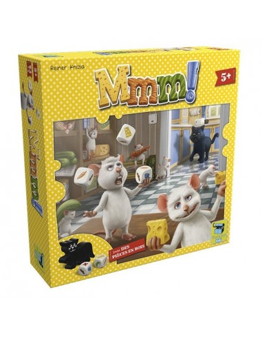 Mmm! - Matagot kids