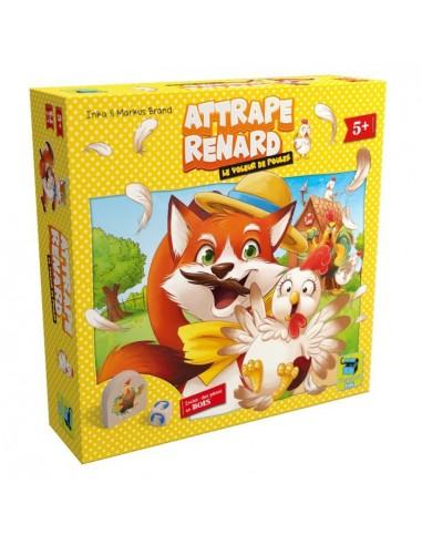 Attrape renard - Matagot Kids