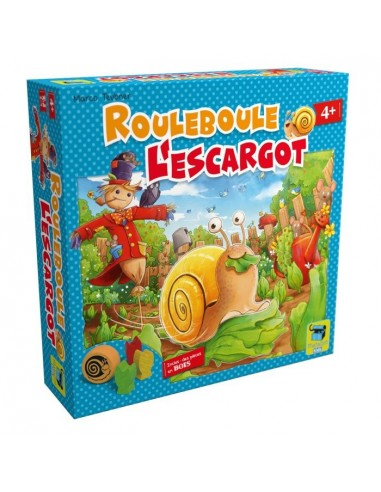 Rouleboule l'escargot - Matagot Kids