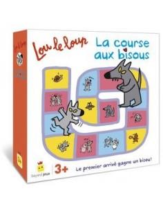 Lou le loup - la course aux...