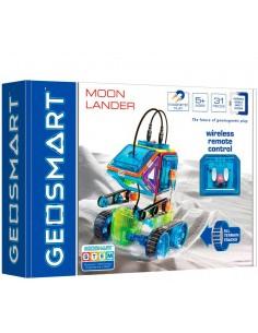 Moon lander robot...