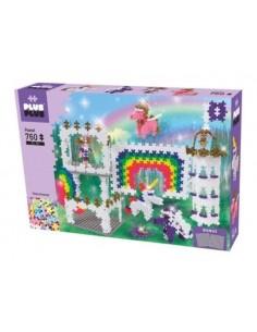 Plus Plus Licorne Box mini pastel 760 pièces