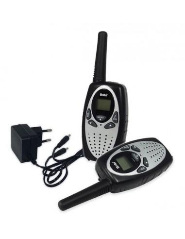 Talkie walkie rechargeable - Buki