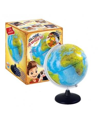 Globe aventure - Buki