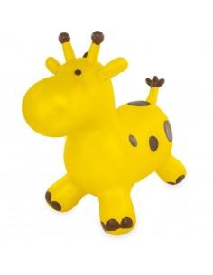Girafe sauteuse