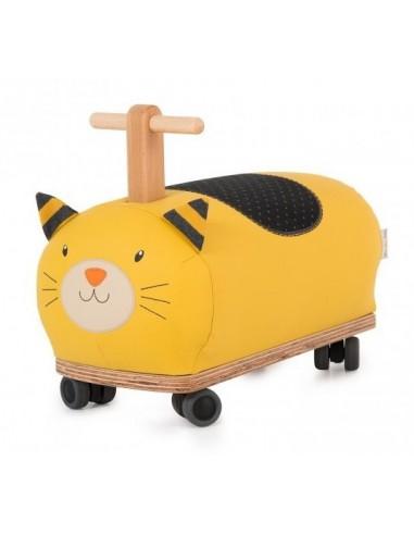 Porteur chat roues folles Les...