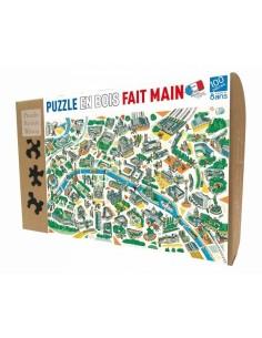 Puzzle 100 pièces Paris...