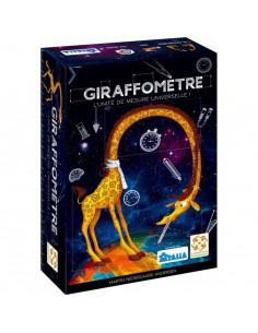 Jeu Giraffomètre