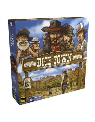 Dice town - jeu Matagot
