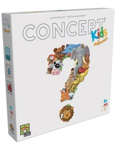 Jeu Concept kids animaux