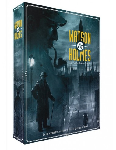 Watson & Holmes - Space cowboys