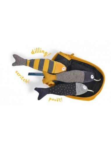 Boite à sardines d'activités Les...