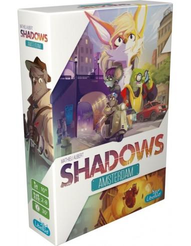Shadows Amsterdam - Libellud