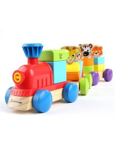 Train discovery Baby Einstein - Hape