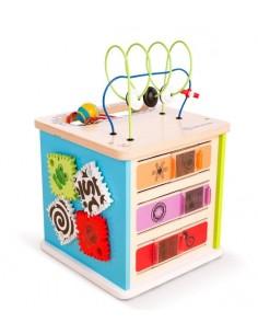 Cube d'activités innovation Baby Einstein