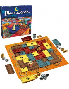Marrakech - jeu Gigamic
