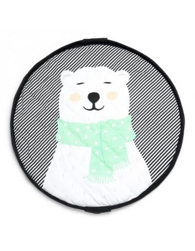 Tapis de jeu 3 en 1 ours polaire -...