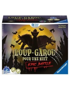 Epic battle Loup garou pour...