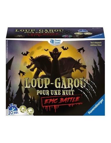 Epic battle Loup garou pour une nuit...