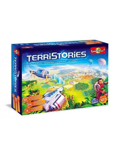 Terristories - jeu Bioviva