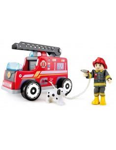 Camion de pompier - Hape