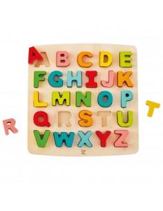 Puzzle alphabet - Hape