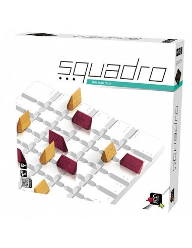 Squadro - jeu Gigamic