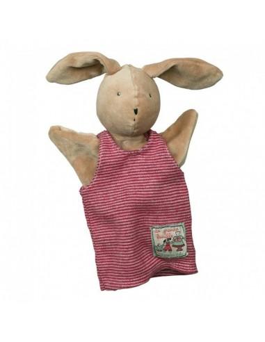 Marionnette Sylvain le lapin La...