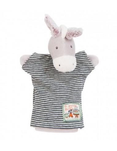 Marionnette Barnabé l'âne La Grande...