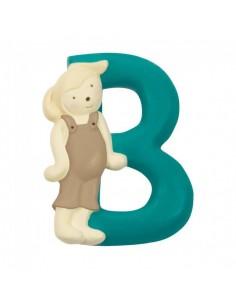 B lettre mouton alphabet en...