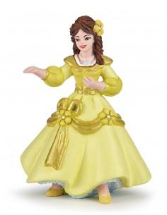 Figurine princesse Bella -...